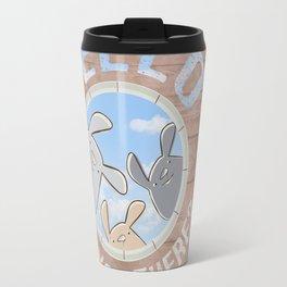 Sweet bunnies Travel Mug
