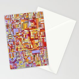 Quilts of McKinley - 5th Greenwood Stationery Cards