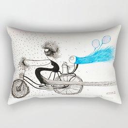 The Ride Rectangular Pillow