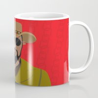 django Mugs featuring Django by Mohac