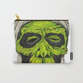 Mummy Head Carry-All Pouch