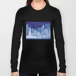 New York, Statue of Liberty Long Sleeve T-shirt