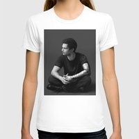 bucky barnes T-shirts featuring Bucky Barnes by E Cairns Art