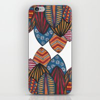 surf iPhone & iPod Skins featuring Surf by kartalpaf