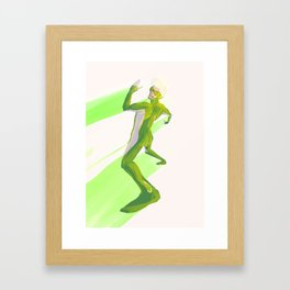 Speedster Framed Art Print