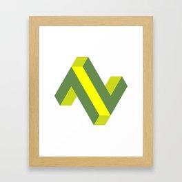 Illusion II Framed Art Print