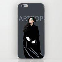 artpop iPhone & iPod Skins featuring Artpop by Annike