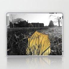 Golden Leaf  Laptop & iPad Skin