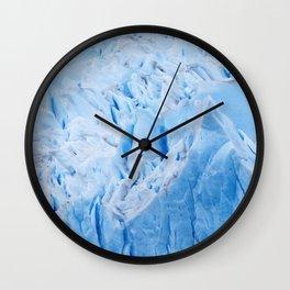 Glacier Perito Moreno // Argentina Wall Clock