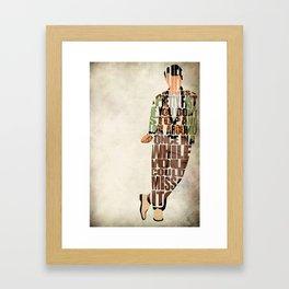 Ferris Bueller's Day Off Framed Art Print