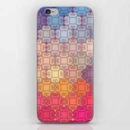 Indian pattern iPhone Skin