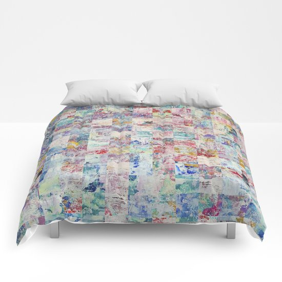 Abstract 141 Comforters