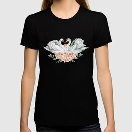 Swan Love T-shirt