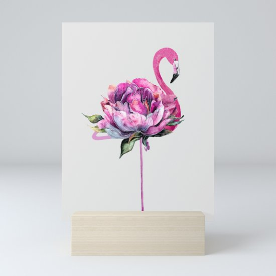 Flower Flamingo by nadja1