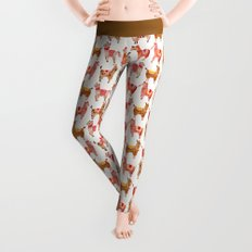 Alpacas Leggings