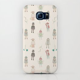 vintage toys iPhone Case