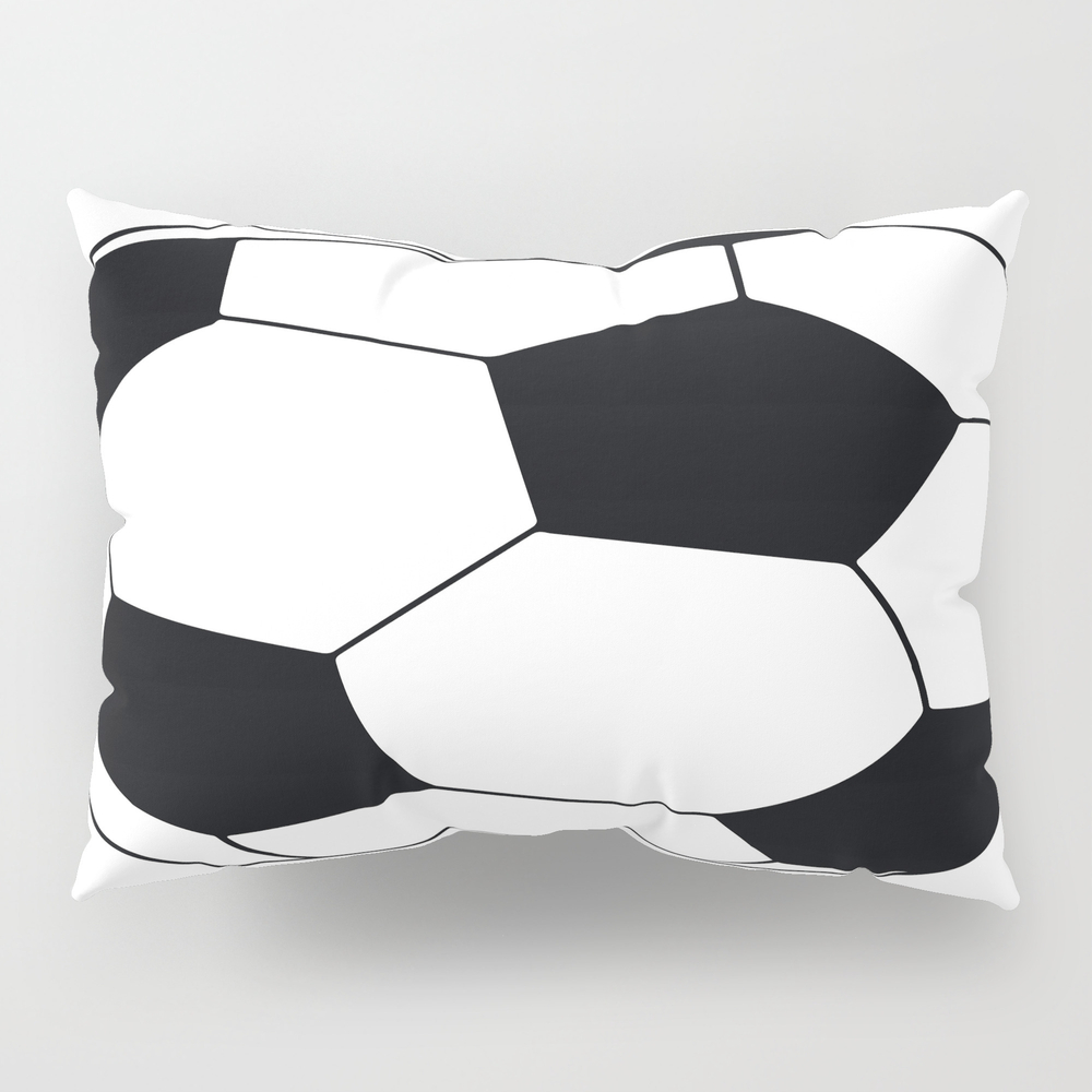 World Cup Soccer Ball - 1970 Pillow Sham by Giart PSH6080220