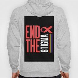AIDS HIV STIGMA LGBT GAY STOP HIV PREP Hoody