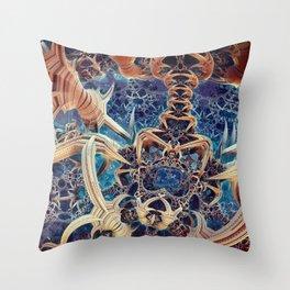 Scorpious IV Throw Pillow
