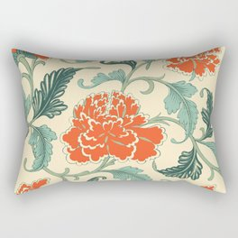 Chinese peony Rectangular Pillow