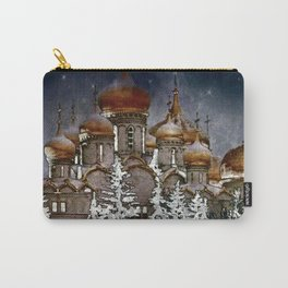 Russian Winter Carry-All Pouch