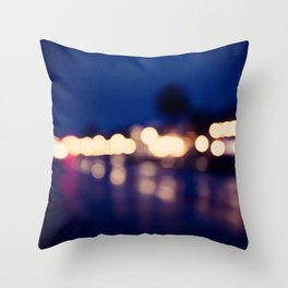 St Augustine Nights Throw Pillow