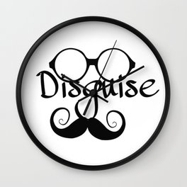 Disguise Wall Clock