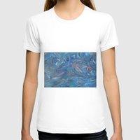 the life aquatic T-shirts featuring Aquatic by Victoria Bladen