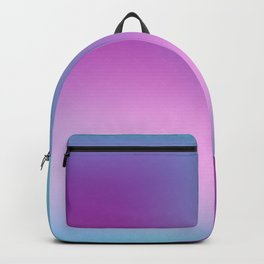 ABSTRACT GRADIENT BLURRY COLORFUL Backpack