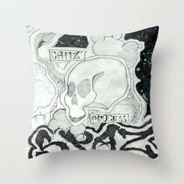 Cant Process Throw Pillow