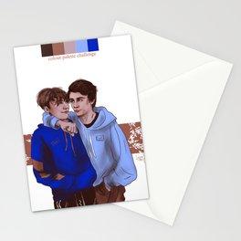 SKAM France / Druck crossover Lucas/Matteo Stationery Cards