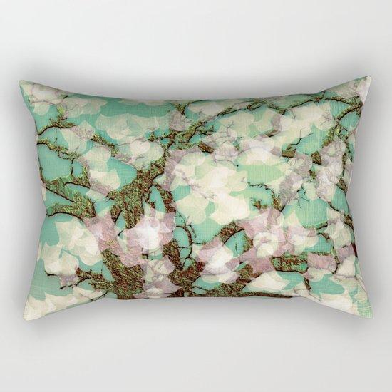 Magical Winter Rectangular Pillow
