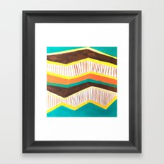 Malibu, 1972 Framed Art Print