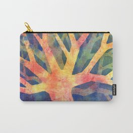 Tree of Giving Carry-All Pouch