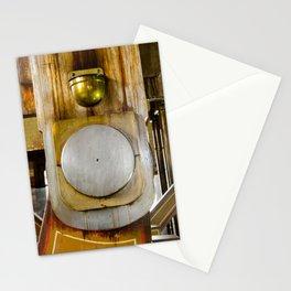 Beam engine bearing Stationery Cards
