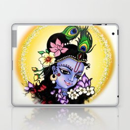 Sweet Krishna Laptop & iPad Skin