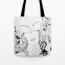 Mono no aware Tote Bag