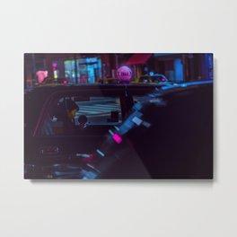 Tokyo Nights / Roppongi Nights / Liam Wong Metal Print