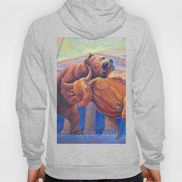 Bear vs Bull Hoody