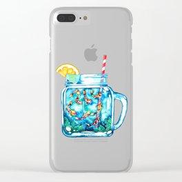 mojito Clear iPhone Case