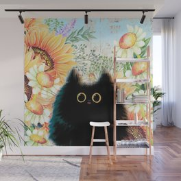Sweet animal #6 Wall Mural