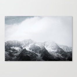 Morning in the Mountains - Nature Photography Canvas Print
