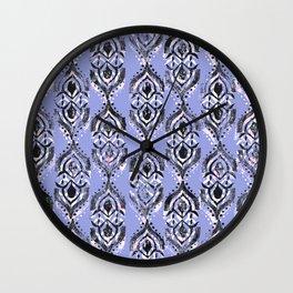 Lavender Taj Wall Clock