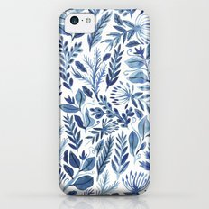indigo scatter Slim Case iPhone 5c