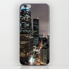 Downtown LA iPhone Skin