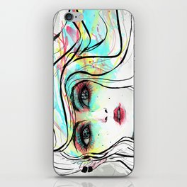 Make up N iPhone Skin