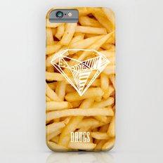 Diamonds & French Fries Slim Case iPhone 6