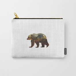 Jumbo Wild Carry-All Pouch