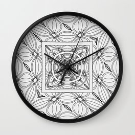Kisses Sweeter Than Wine Wall Clock