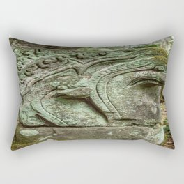 Baphuon Temple Ruins, Angkor Thom, Siem Reap, Cambodia Rectangular Pillow